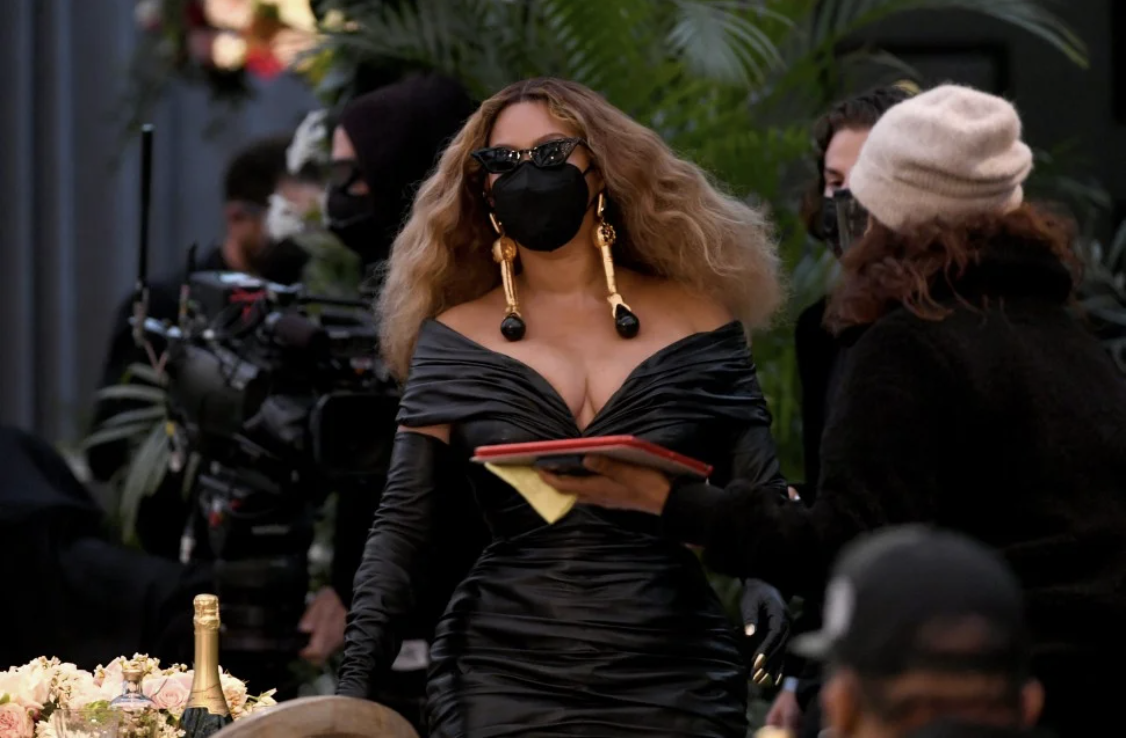 The Grammys Showed Us That Our Face Masks Should Be A Part Of Our Outfits